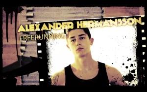Alexander Hermansson från rackartygarna